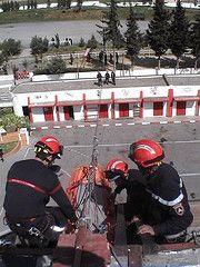 protection civile algerienne