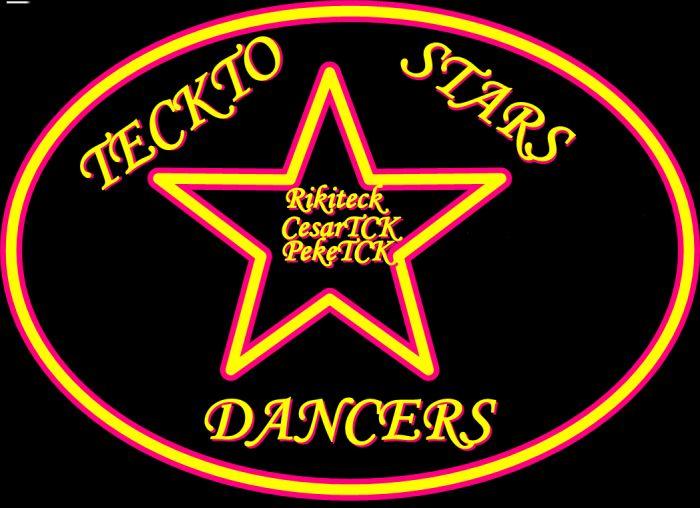 Nuevo logo Teckto Stars Dancers