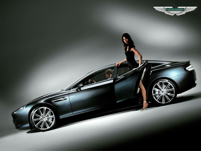 Belle Bagnole : Aston Martin DB 9