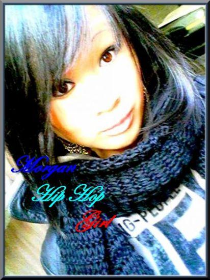 Morgan Hip Hop Girl