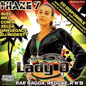 """""""PHAZE 7"""" LADY O"""