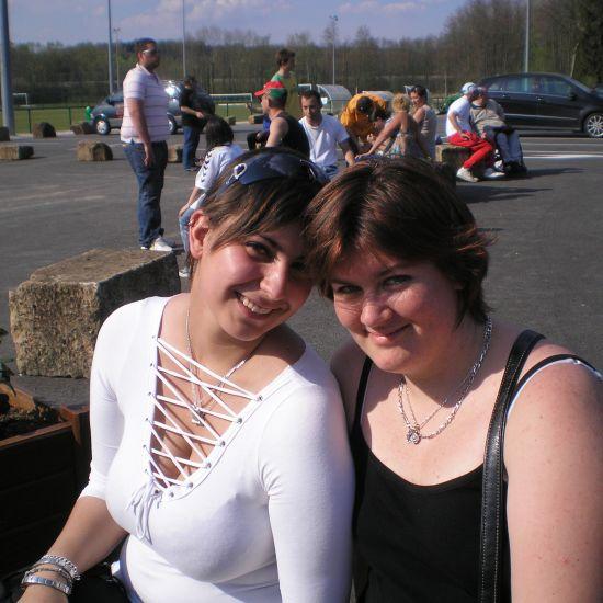 Julia & moi