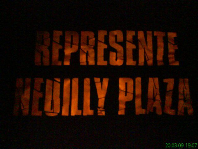 Représente Neuilly Plaza