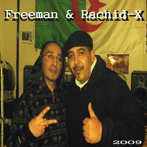 Rachid-X et Freeman