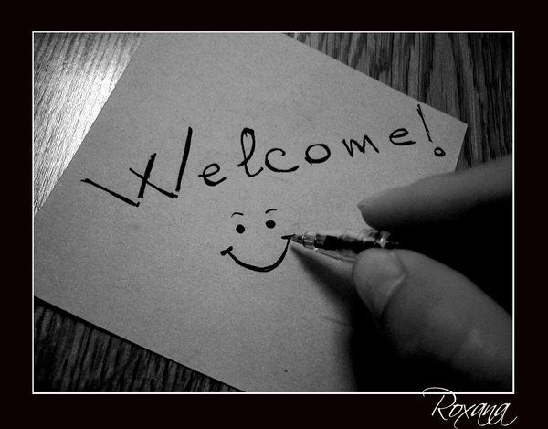 Welcome^^