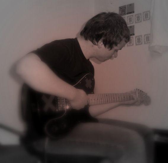 Sachez que ce n'est pas ma guitare