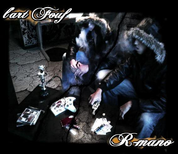 "R-MaNo    and    L'art ""FouF""  -   Double  ImpaKt  4.2  4"