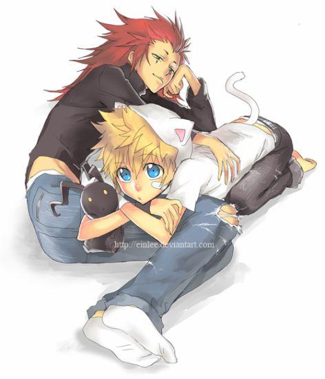 Axel & Roxas
