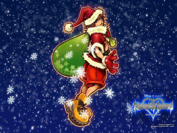 Joyeux Noël Sora !