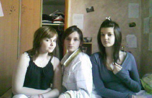 Coraly, Gwendo & Manon