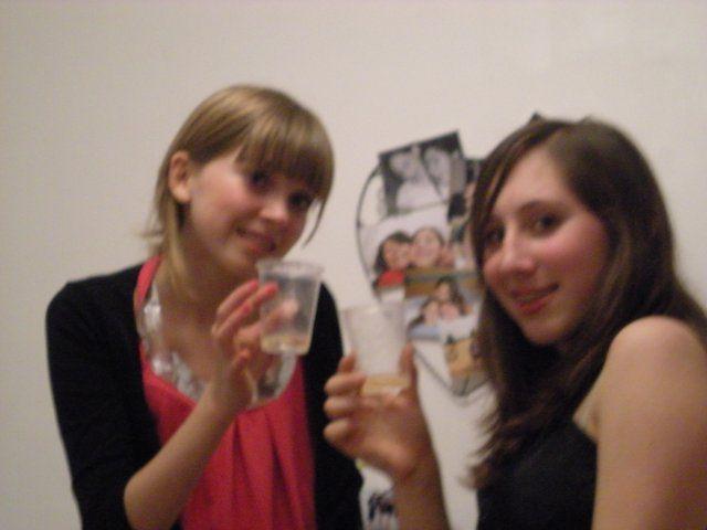 Mathilde && Moi en mode Pico(L')tro xD