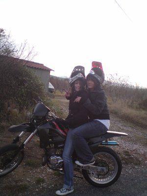 Moi et Mélanie <3