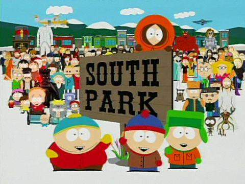 South Park gros