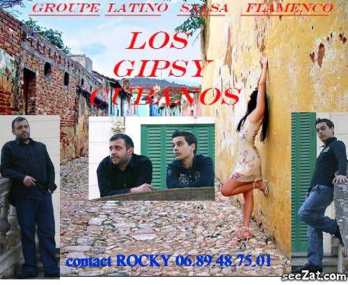 LOS GIPSY CUBANOS