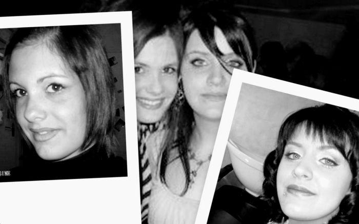 ma cousine et moi!