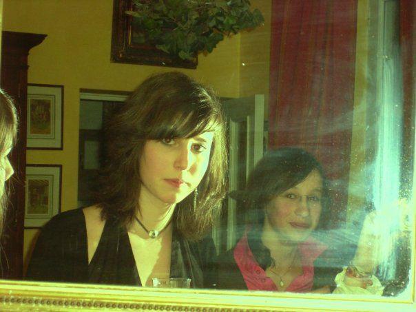 ma sister ! <3 ! (gauche)