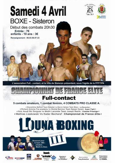 louna boxing III