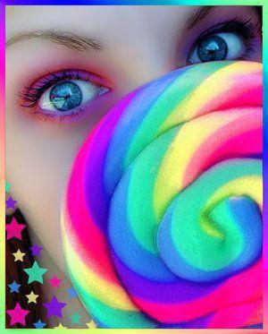 un monde en couleurs !