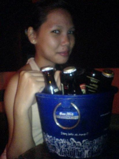 beer for life! LOL!!=x