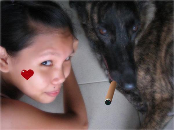 me & jeLLAh! =x