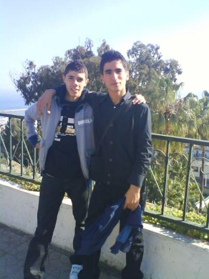 moi  et  mon  pote  youcef