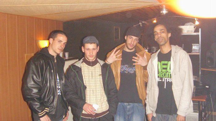 SA ZEDRO DJCA$H TONY DANZA STUDIO NOUVELLE DONE