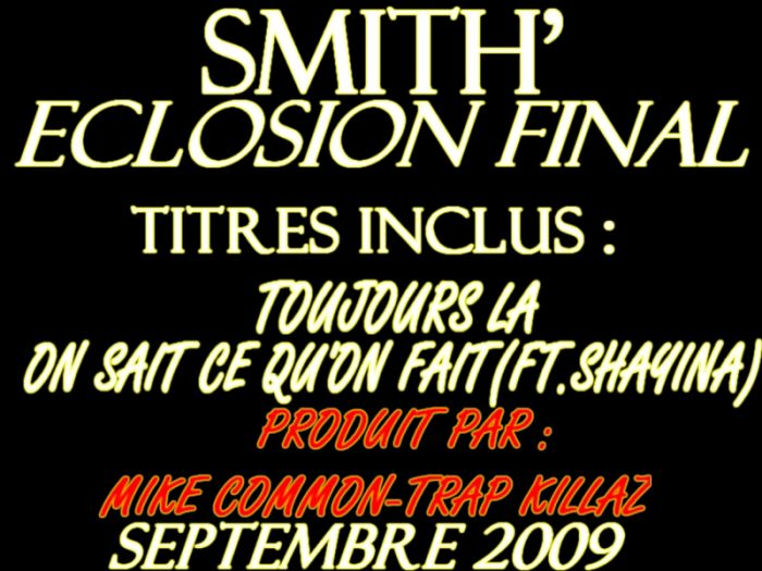SMITH - ECLOSION FINAL