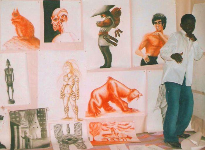 dessins 2008