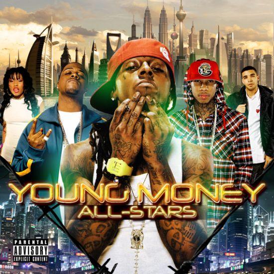 YOUNG MONEY HALL STARZ