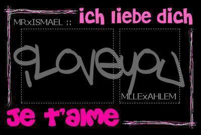 Ti amoo Ahlem