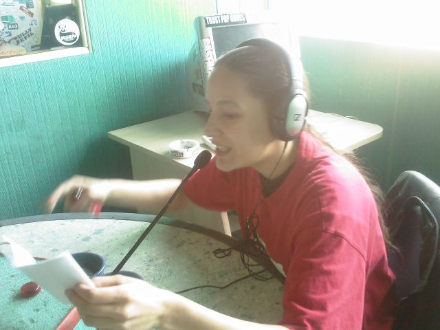 MEL-O en freestyle sur BEAUB FM