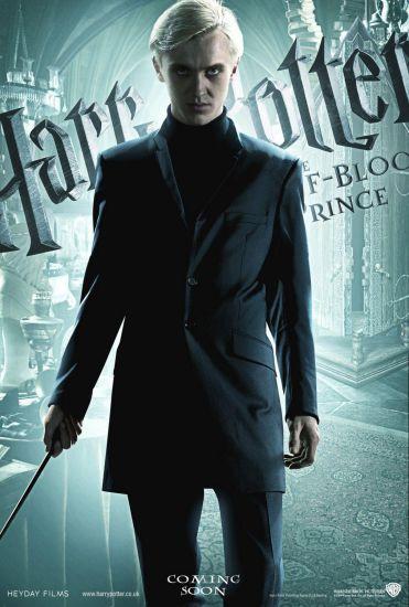 Harry Potter et le Prince de Sang-mélè (Poster Drago)
