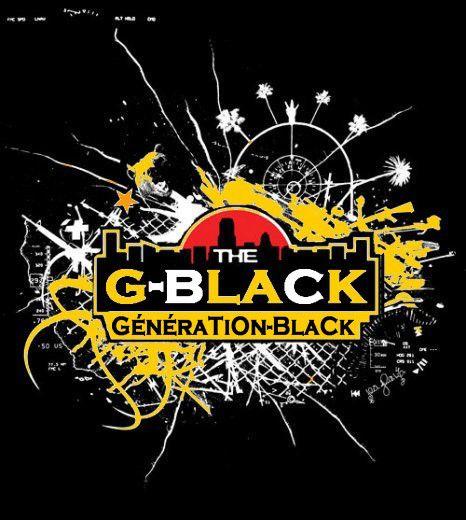 lOgo G-blaCk