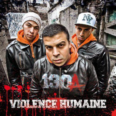 ALBUM 130A ViOLENCE HUMAiNE