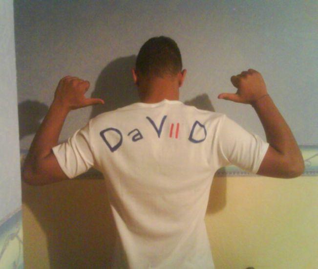 DaViiD - Tee Shit Qui Nike Tout