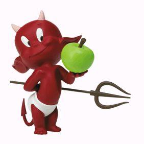 ...tu viens croquer dans la pomme avec moi...?