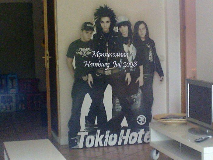Tokio hotel;D hahahahaha