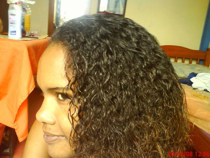 ma chevelure