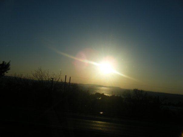 Au retour de Marseille ake mes amoureuse !! =)