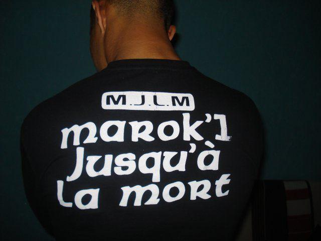 I AM A MAROCCO