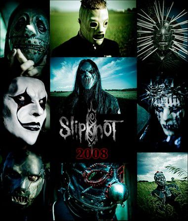this is slipknot another big problem in metal music