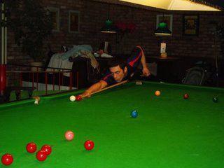 moi au tournoi de snooker