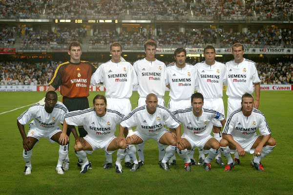real madrid for ever