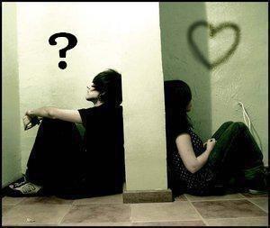 Ne plus savoir ou en n'en ai en amour