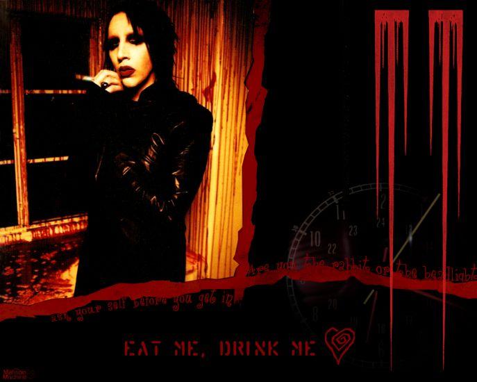 eat me;drink me ...