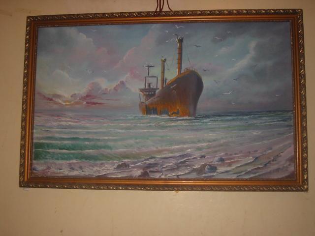toujour le grand tablou de batou a sidi lmejdoub -mostaganem