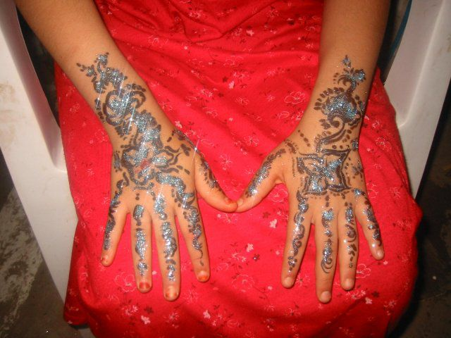 tatoo henna au sablett mostaganem plage