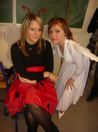Laëtitia & moi (St Nicolas)