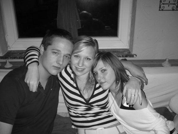 Kenji, Eloïse & moi