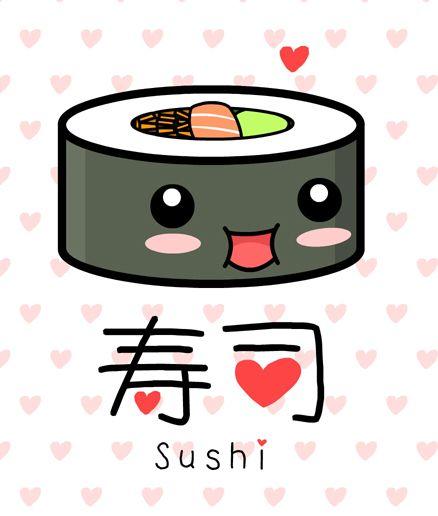 Sushii Kawaii